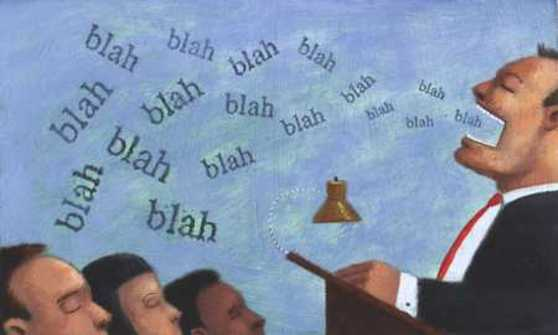 Are Boring Speeches Sucking the Fun(dRaising) From Your Event?